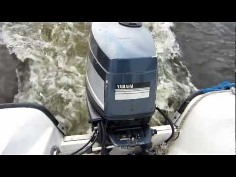 Yamaha Outboard Bogs Down Under Load