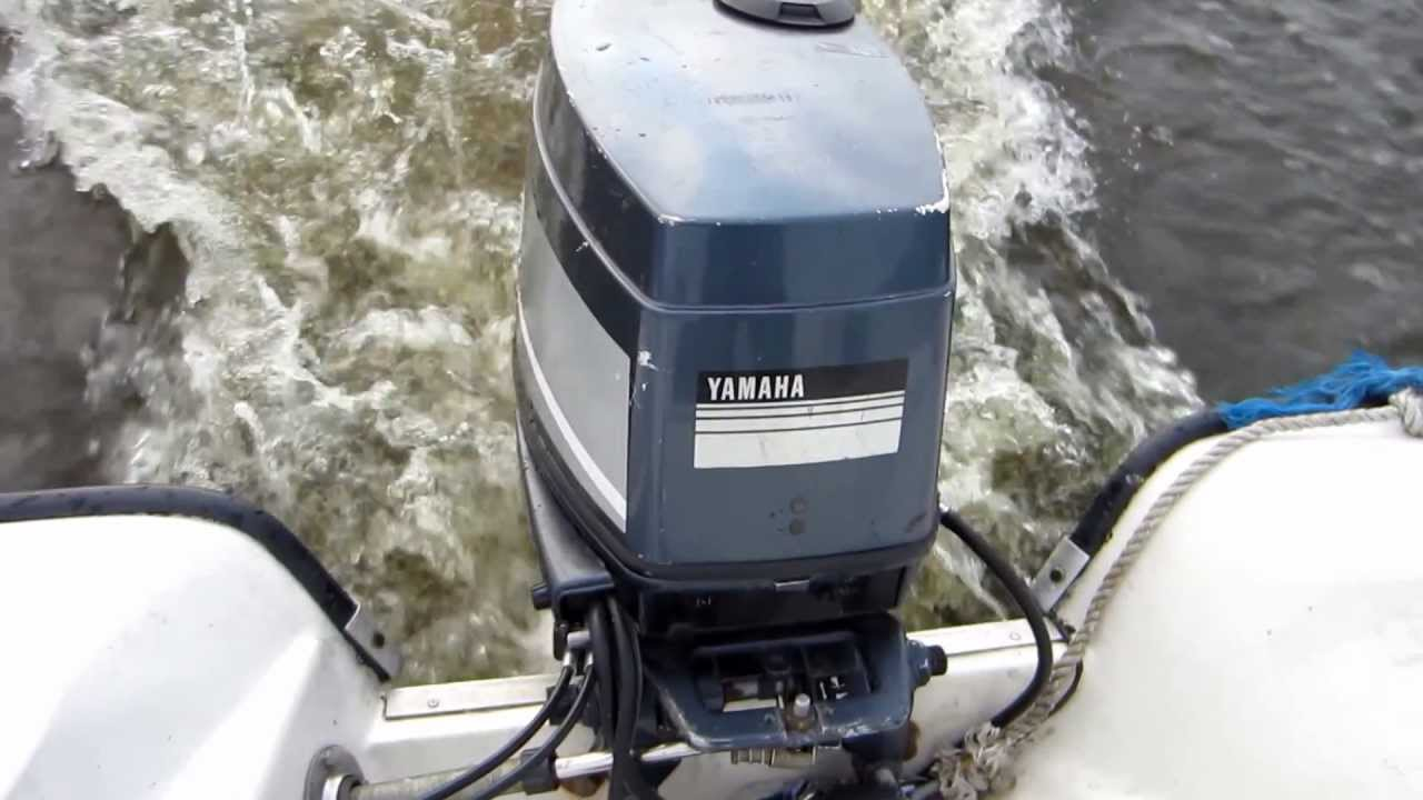 Yamaha Outboard Problem Years