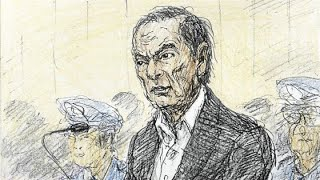 Ousted Nissan Chairman Carlos Ghosn makes first court appearan…
