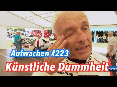 Aufwachen #223: Autokartell, Wahlrecht, Tempelberg, AI + Hermann Eichler über Beitragsservice