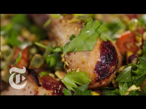 Sweet and Spicy Roast Chicken | Melissa Clark Recipes | The New York Times