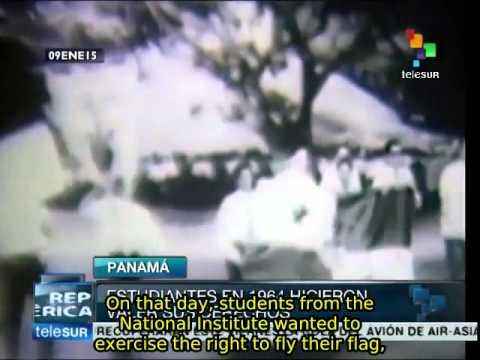 Panama: 51st anniversary of student massacre by US Army