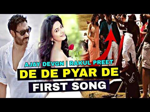 De De Pyar De First Song | Ajay Devgn & Rakul Preet Singh | Tabu | First Look | Ajay Devgn | Tabu