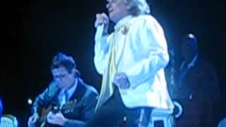 Rod Stewart, rainy night in Georgia, Las Vegas 28.03.2012