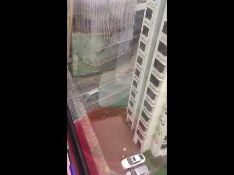 Typhoon Hong Kong   Wow Aug 23rd 2017
