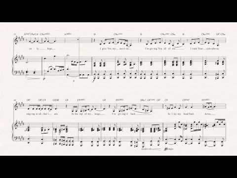 Horn - Only Hope - Mandy Moore Sheet Music, Chords, & Vocals