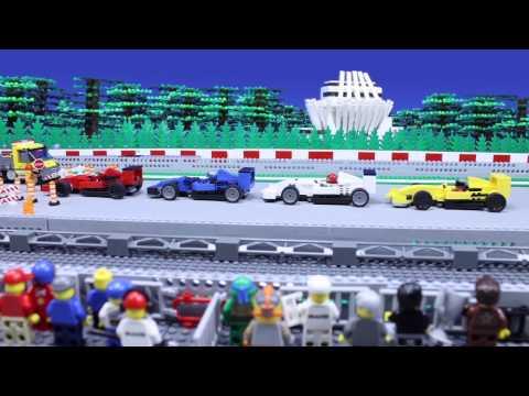 F1 Grand Prix Canada LEGO