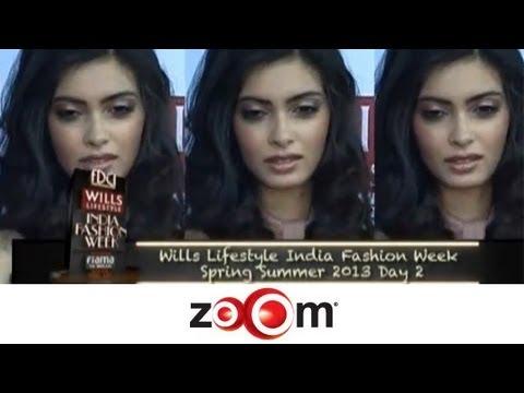 India Fashion Week - Spring Summer 2013 - Episode 2