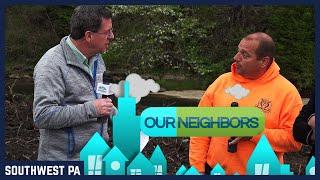Our Neighbors: Robinson Falls, Dunbar Twp PA