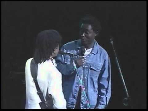 Djavan E Lokua Kanza - Humbiumbi - Heineken Concerts 97