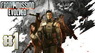 Front Mission Evolved [PC] walkthrough part 1