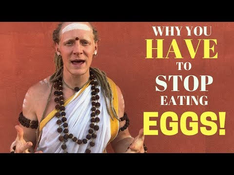 VEGETARIAN? DON'T EAT EGGS! (Veg or Non Veg?)
