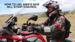 RawHyde Tips: How to Use BMW's Hill Start Control