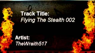 Flying The Stealth 002