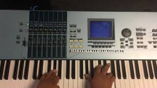 Alpha & Omega By Israel Houghton Piano Tutorial