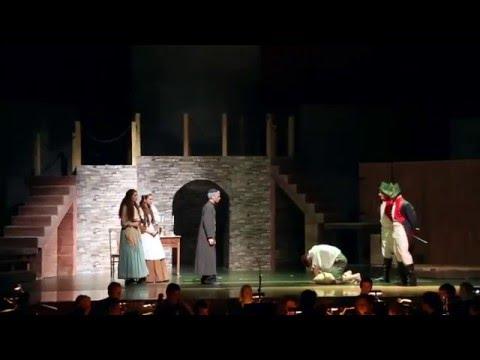 Les Misérables - Bishop Myriel's Role [10 March 2016]