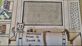 ТЕЛЕВИЗОР //И ФИЛЬМЫ//ДЛЯ БУМАЖНЫЙ КУКОЛ//DIY//How to make TV and movies for dolls