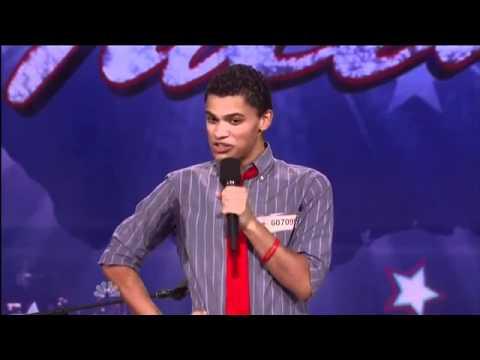 Daniel Joseph Baker, 19 ~ America's Got Talent 2011, Houston Auditions
