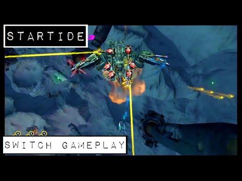 Startide - Nintendo Switch Gameplay - Infinity Mode |