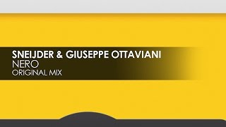 Download Sneijder & Giuseppe Ottaviani - Nero MP3 song and Music Video
