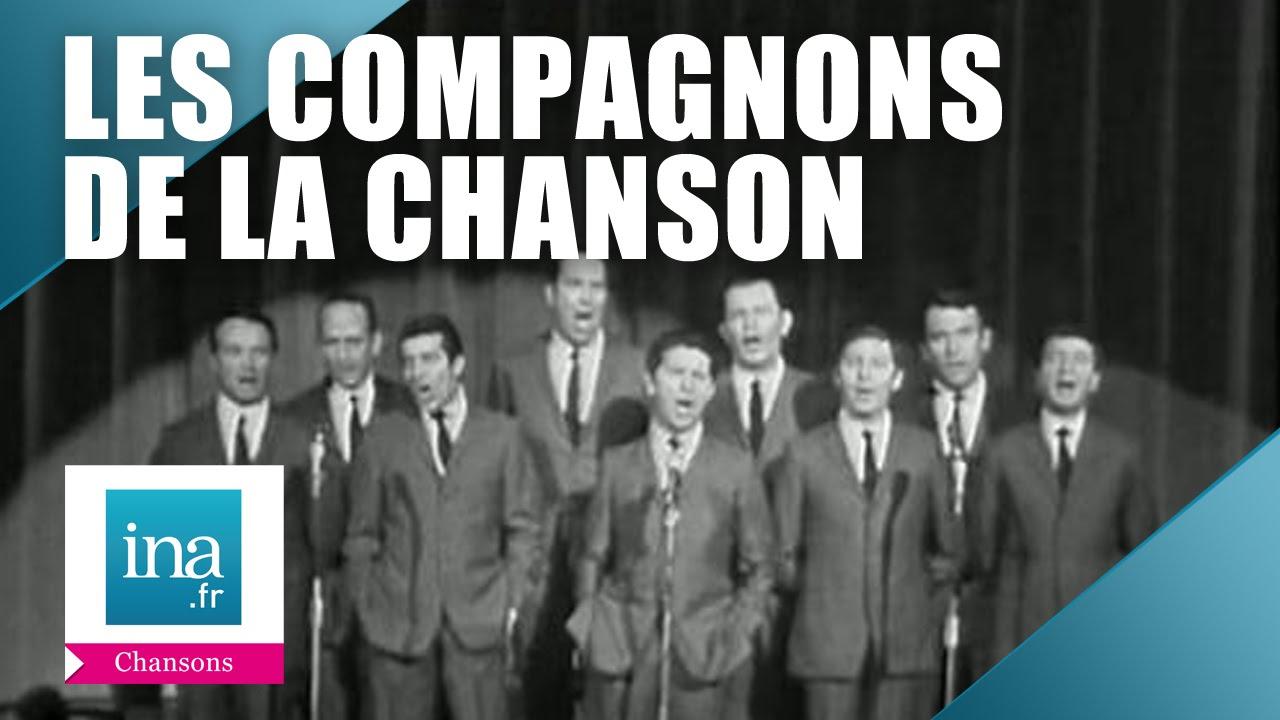 """Les Compagnons De La Chanson """"Les Galériens"""" (live"""