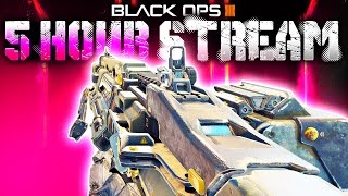 EPIC 5 HOUR LIVE STREAM! (BLACK OPS 3)