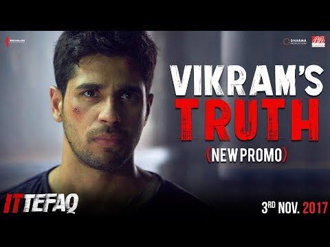 Vikram's Truth | Ittefaq | Sidharth...