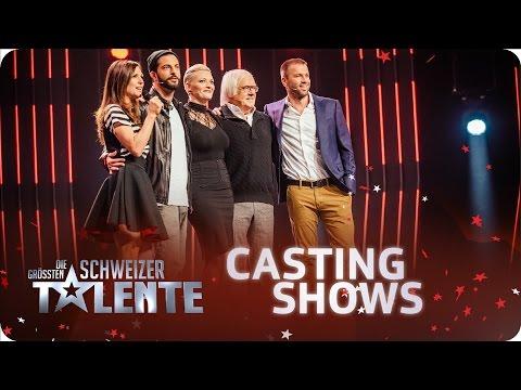 Die grössten Schweizer Talente - 5. Castingshow - #srfdgst