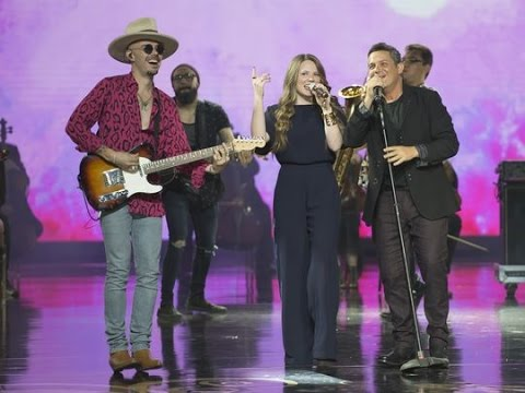 "Jesse & Joy - ""No Soy Una de Esas"" ft. Alejandro Sanz (Premios TVyNovelas 2016)"