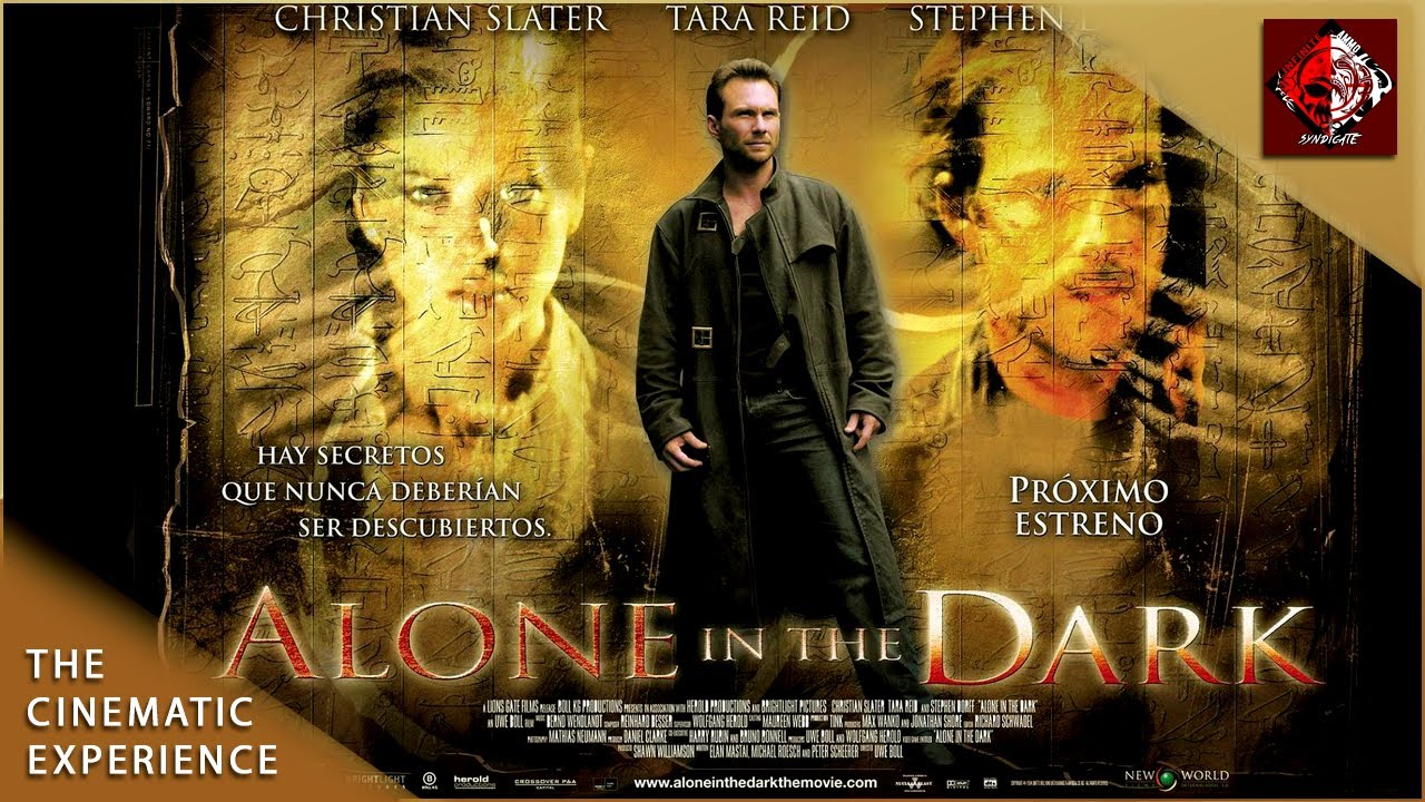 The Cinematic Experience Alone In The Dark 2005 Director S Cut Audio Commentary Youtube