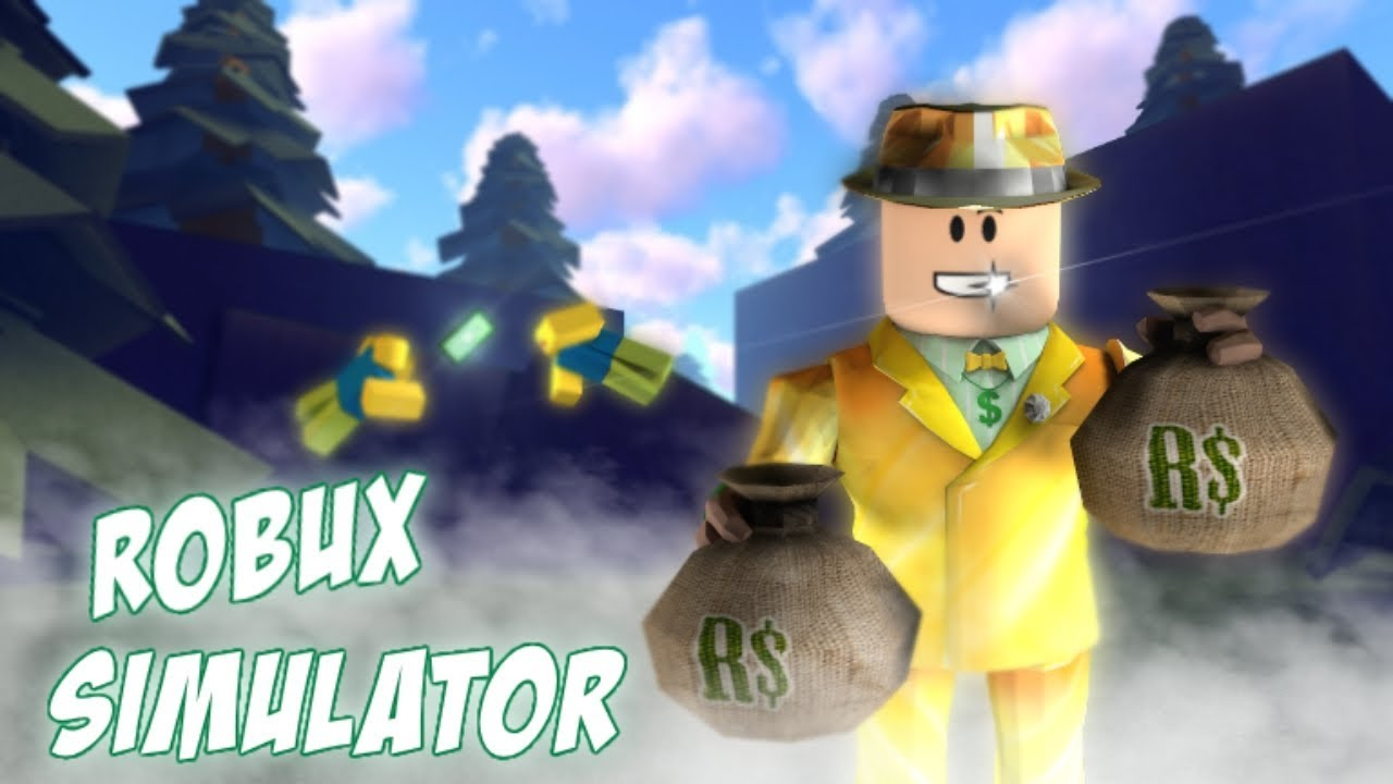 Roblox Simulator Robux Roblox Robux Simulator Gameplay No Commentary Youtube