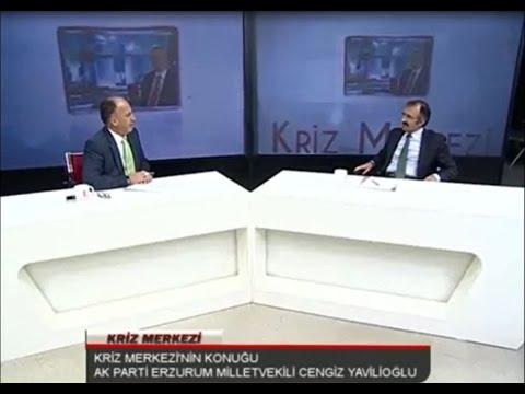 Dr.Cengiz YAVİLİOĞLU Kardelen Tv Kriz Merkezi Part-1