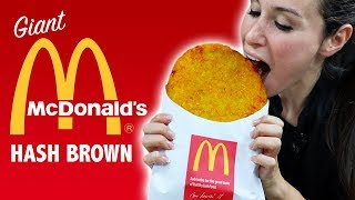 giant hash brown