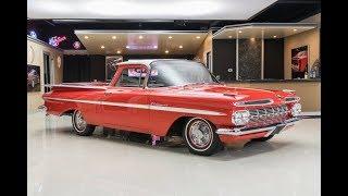 1959 Chevrolet El Camino For Sale