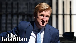 Coronavirus: culture secretary Oliver Dowden holds daily UK government briefing – watch live
