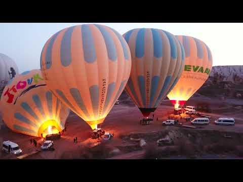 Cappadocia balloons trip | Göreme | Kayseri Nevşehir | Turkey