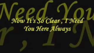 Neyo - Never Knew I Needed w/ Lyrics