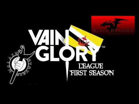 Vainglory Brunei League 1st Day - MOBs vs BDZR #1