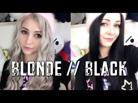 Hairdresser Reacts To Girls Going Blonde To Black With Box Dye from YouTube · Duration:  22 minutes 43 seconds