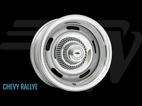 Wheel Vintiques Chevy Rallye Wheel