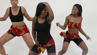 HOW TO DANCE BM – ROSALINA (BREAK YOUR BACK) With CeeCee Coco, Stacy Petit, Paige