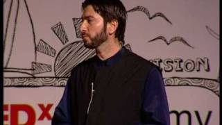 TEDxAcademy - Father Antonios Papanikolaou