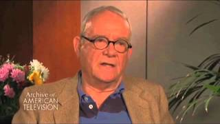 "Buck Henry on his ""Uncle Roy"" character on Saturday Night Live - EMMYTVLEGENDS.ORG"