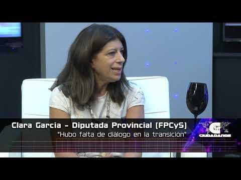 Clara García: Se produjo un vacío de diálogo