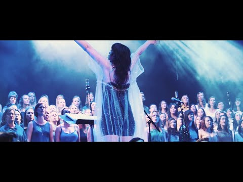 """MASSIVE Choir covers Aurora """"The Seed"""" - Live At The Forum / Melbourne Indie Voices"""
