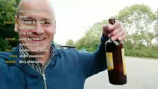 Bjorn Hangs with ginger Andy / Get drunk / Highlights