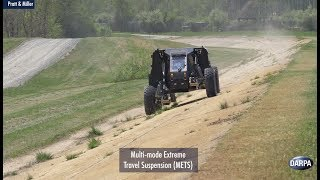 Download Demonstrations of DARPA's Ground X-Vehicle Technologies Mp3 and Videos