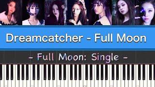 full moon english
