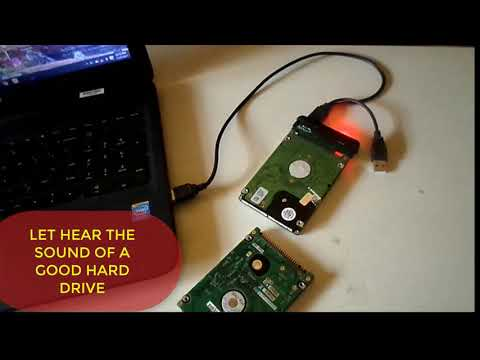 HOW TO DETECT A BAD HARD DRIVE