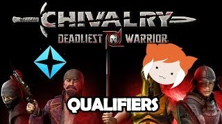 THE 360 SAMURAI: Chivalry Deadliest Warriors Free For All Qualifiers